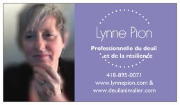 Lynne Pion carte affaire rectp