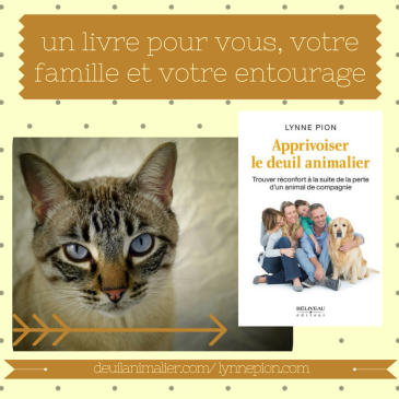 Apprivoiser le Deuil animalier livre promo Lynne Pion.png