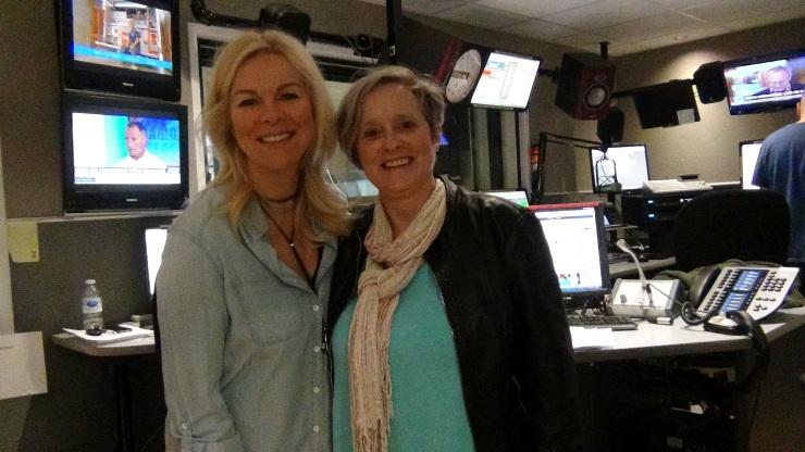 Isabelle Maréchal, Lynne Pion deuil animalier 98,5FM.JPG